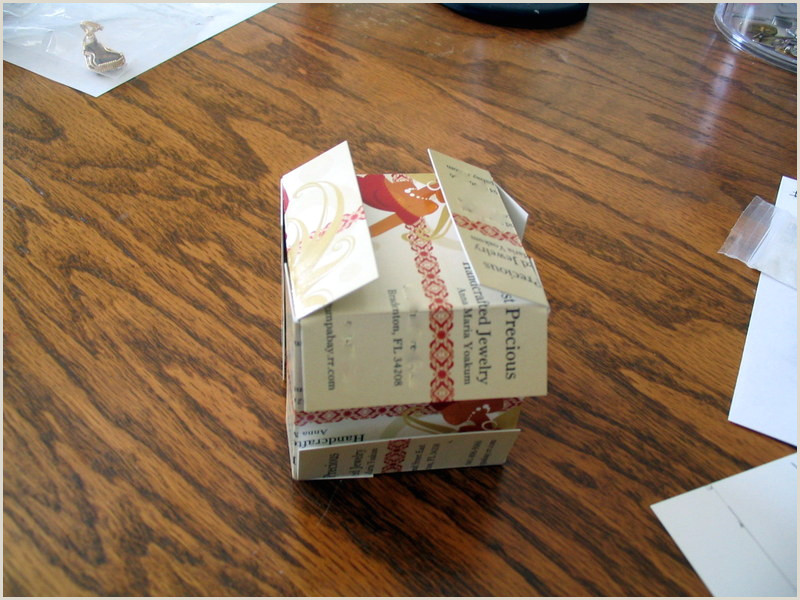 Things To Do With Old Business Cards A Beader S Blog What To Do With Old Business Cards