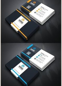Things to Put On the Back Of A Business Card 40 Best Latest Business Card Design Images