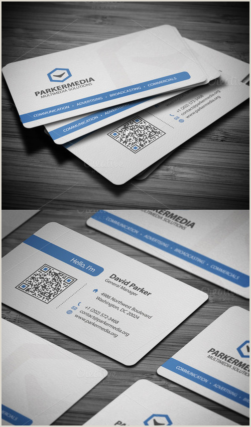 This Designer Designed These Unique Business Cards With Photos Business Cards Design 50 Amazing Examples To Inspire You