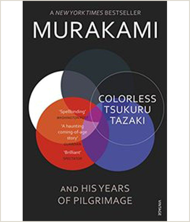 Title On Business Card Colorless Tsukuru Tazaki And His Years Pilgrimage Lead Title