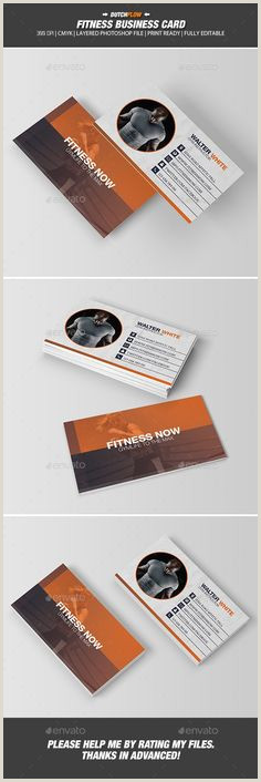 Top 10 Best Business Cards Custom Print Ship 2020 20 Gym And Fitness Marketing Material Templates Ideas