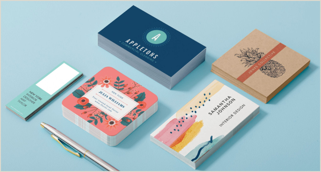 Top 10 Best Business Cards Customize Print Ship 2020 Best Business Card Printing Service Reviews Of 2020