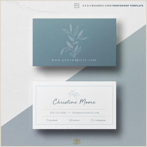 Top 10 Business Cards 500 Business Card Inspiration Ideas In 2020
