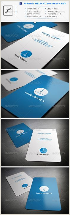 Top 10 Business Cards 90 Minimalist Business Cards Ideas
