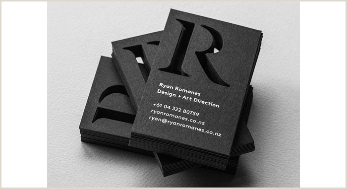Top 10 Business Cards Best Business Card Designs 300 Cool Examples And Ideas