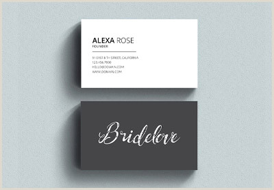 Top Business Cards 20 Best Business Card Design Templates Free Pro Downloads
