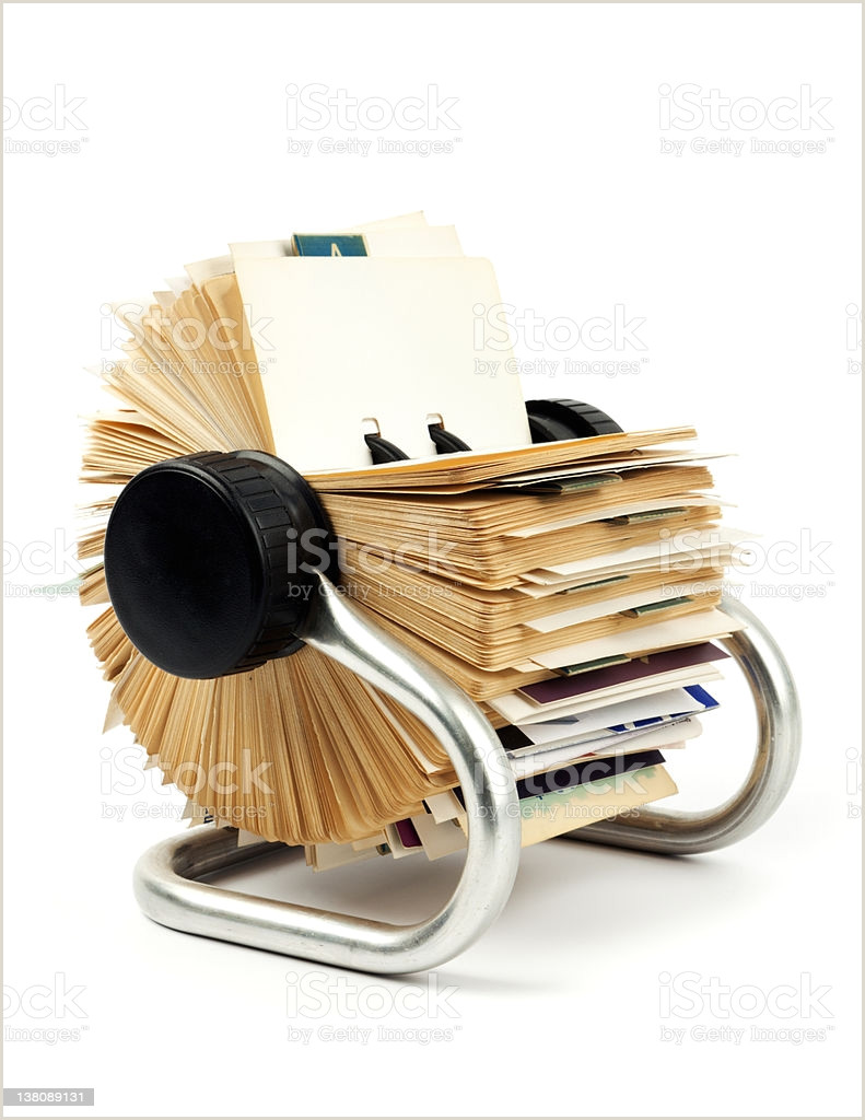 Traditional Business Card Traditional Business Card Holder Stock Download Image Now