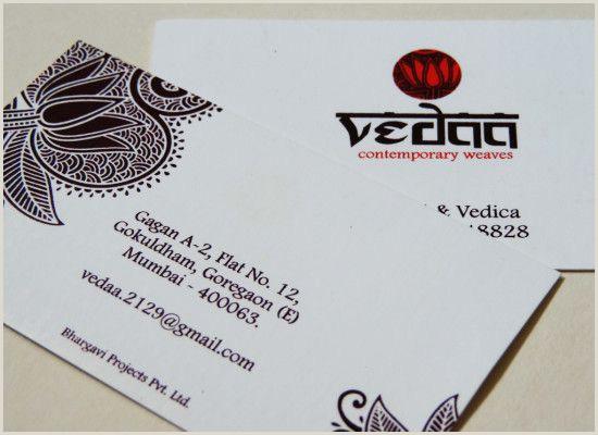Traditional Business Cards Our Portfolio