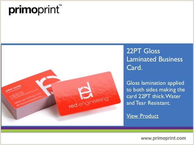 Types Of Business Card Different Types Of Business Cards