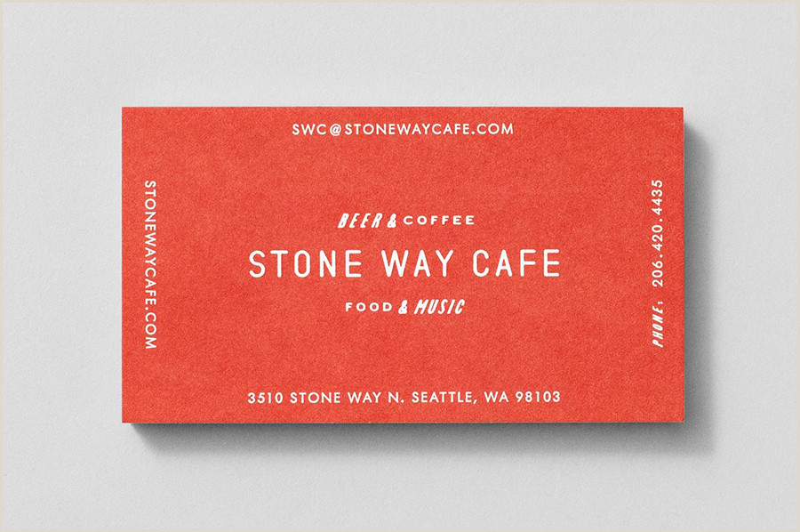 Types Of Business Card The Best Business Card Designs No 8 — Bp&o