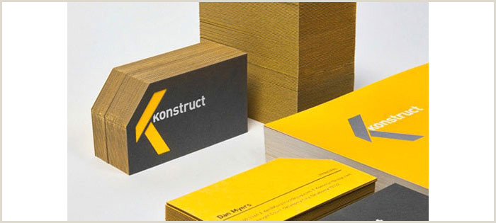 Unique & Creative Business Cards Best Business Card Designs 300 Cool Examples And Ideas