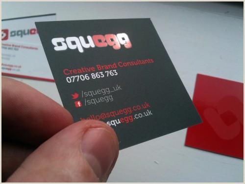 Unique Artist Square Business Cards 25 Fabulous Square Business Cards Designinstance