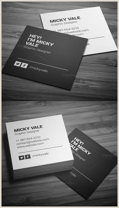 Unique Artist Square Business Cards 70 Square Business Cards Ideas