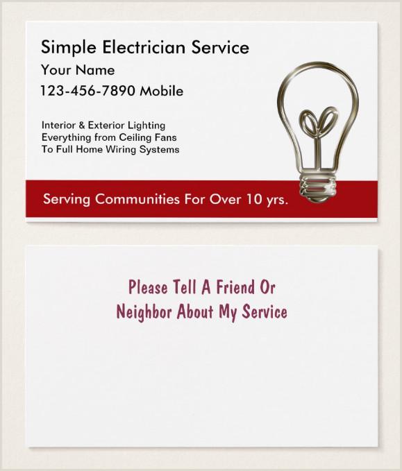 Unique Badass Electrician Business Cards 17 Electrician Business Card Designs & Templates Psd Ai