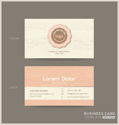 Unique Bakery Business Cards Bakery Business Cards Vector Over 1 600