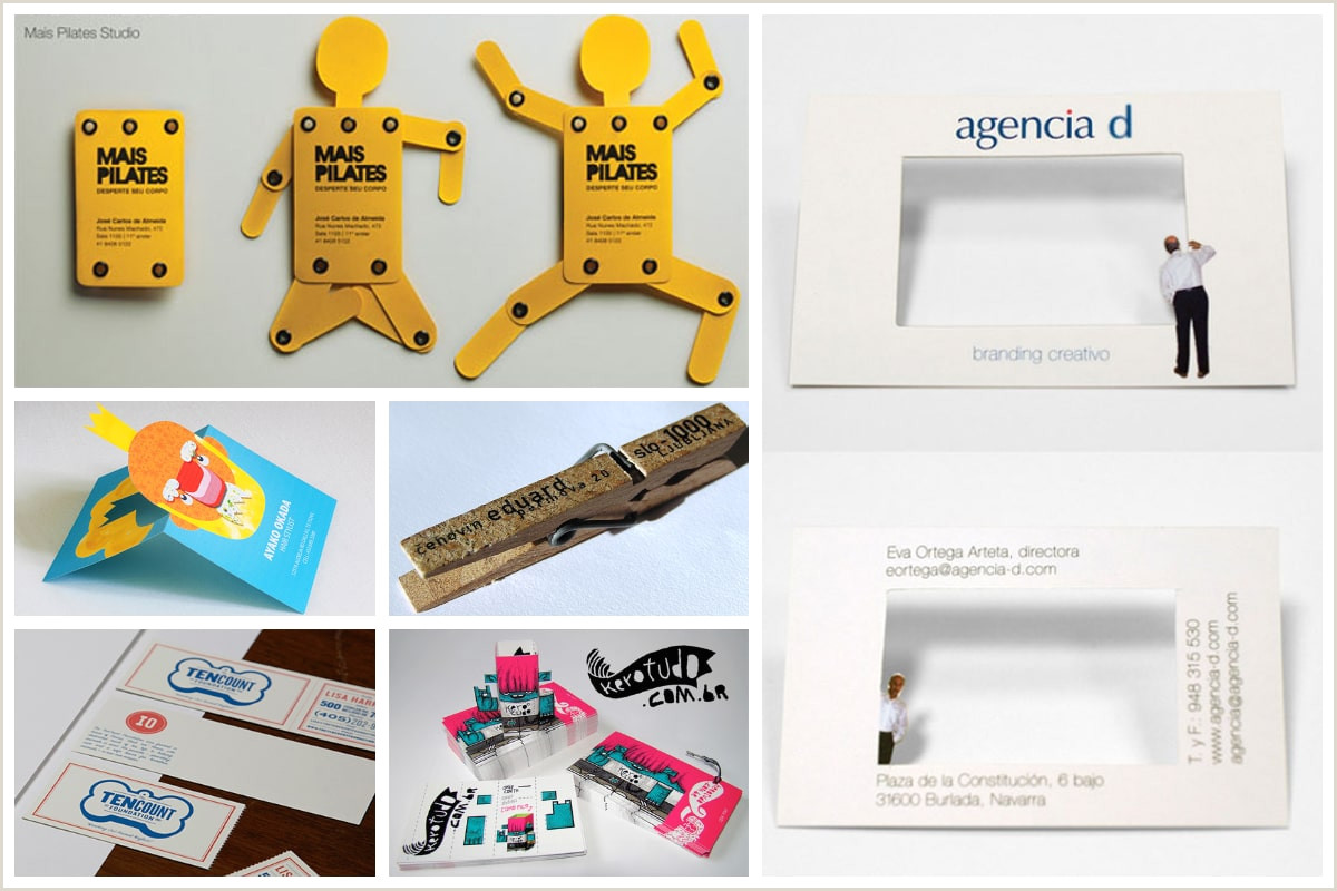Unique Buisness Cards 55 Unusual Yet Creative Business Card Designs Inspirationfeed