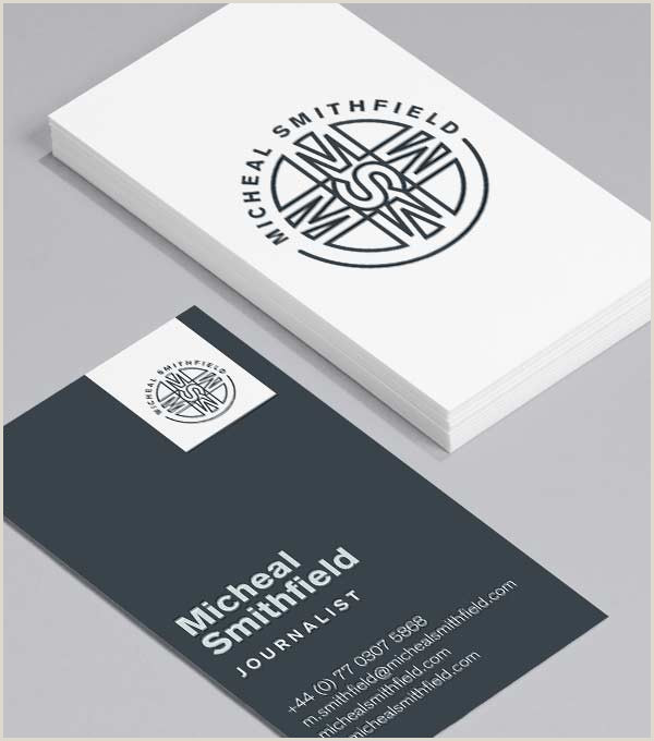 Unique Business Cards Affiliate Program .com Design 2 Sided Business Card By Nom100