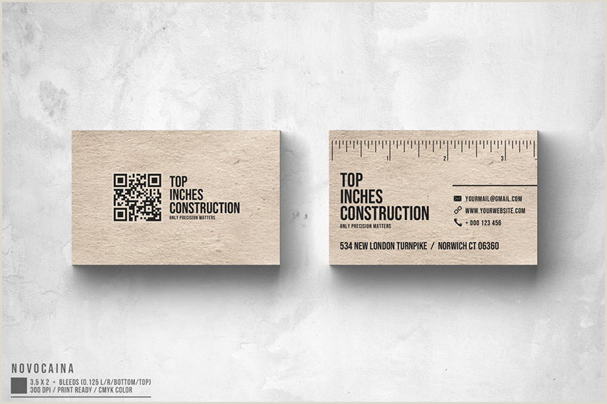 Unique Business Cards Authors 25 Best Beautiful Business Cards With Unique Stand Out