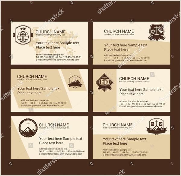 Unique Business Cards Church Or Pastors 23 Church Business Card Templates Free Premium Psd Ai