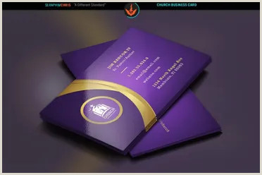 Unique Business Cards Church Or Pastors 31 Church Business Card Templates Free Psd Design Ideas