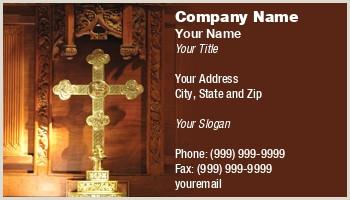 Unique Business Cards Church Or Pastors Pastor Business Cards