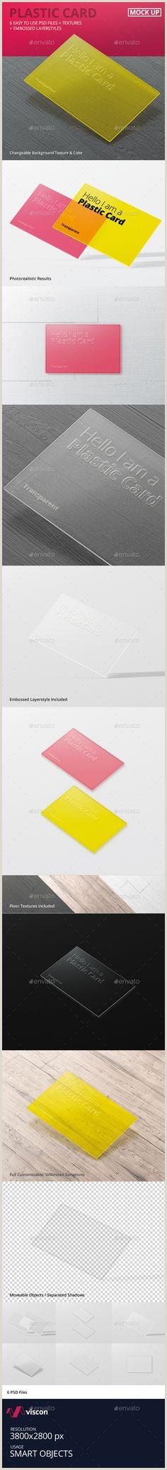 Unique Business Cards Clear 30 透明名片 Ideas