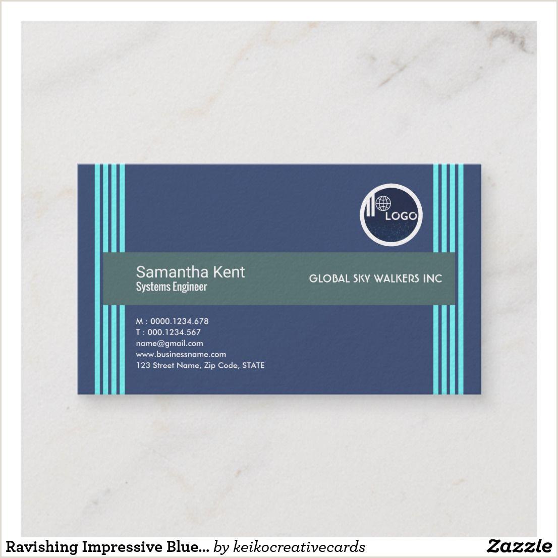 Unique Business Cards Engineering Ravishing Tantalizing Blue Engineer Business Card