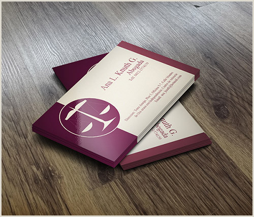 Unique Business Cards For Attorney 30 Must See Lawyer Business Card Designs