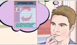 Unique Business Cards for attorney How to Market A Law Firm with Wikihow
