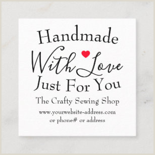 Unique Business Cards For Crafters Craft Business Cards Business Card Printing