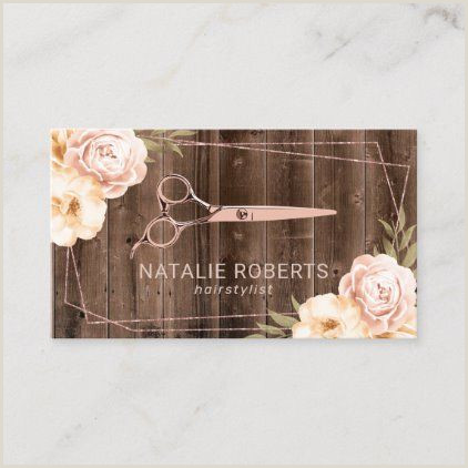 Unique Business Cards For Hairstylist Modern Black Drips Rose Gold Luxury Beauty Salon Business