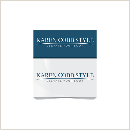 Unique Business Cards For Image Consultant Create A Luxury Illustration For An Image Consultant