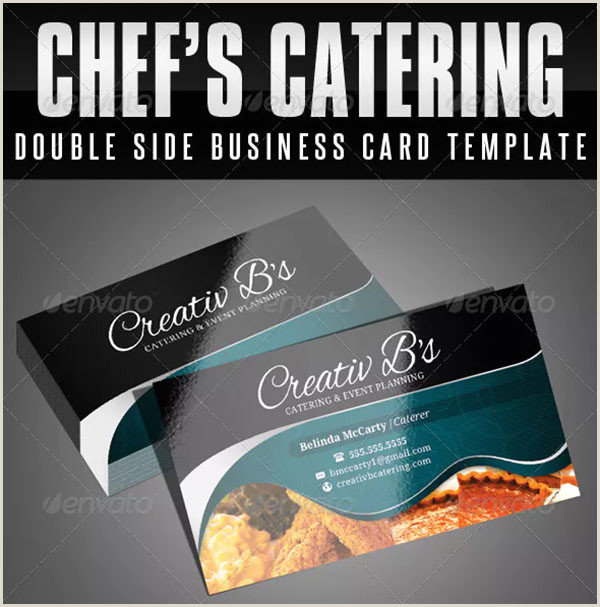 Unique Business Cards For Personal Chefs 32 Chef Business Cards Free & Premium Shop Vector