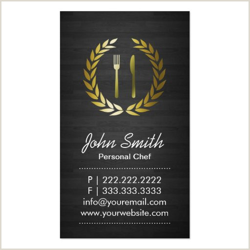 Unique Business Cards For Personal Chefs Personal Chef Business Card Business Card Templates