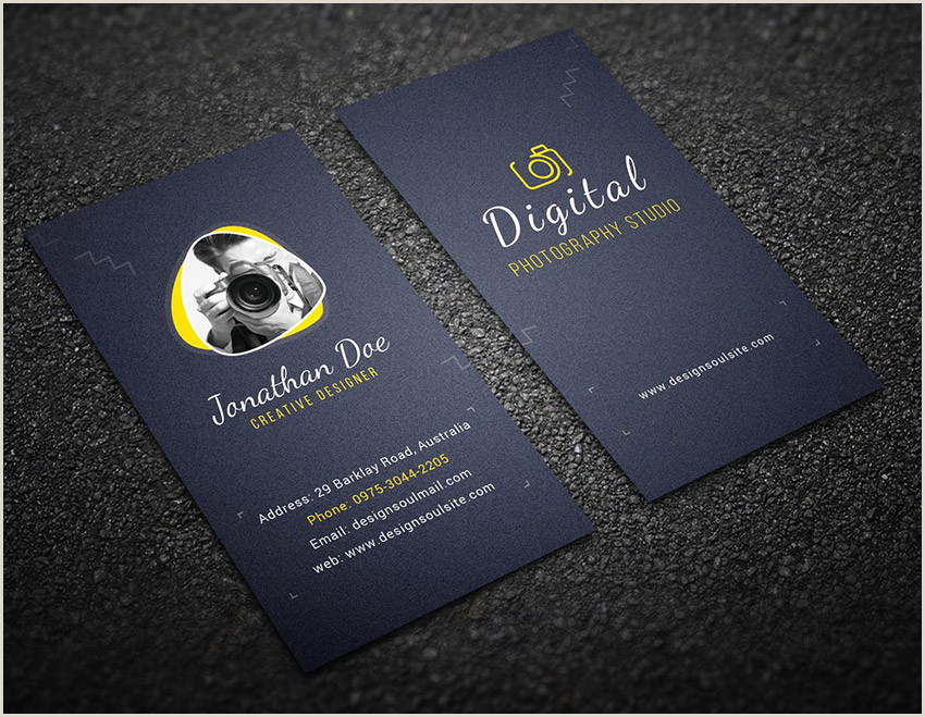 Unique Business Cards For Photographers 25 Best Graphy Business Card Designs 2019 Creative
