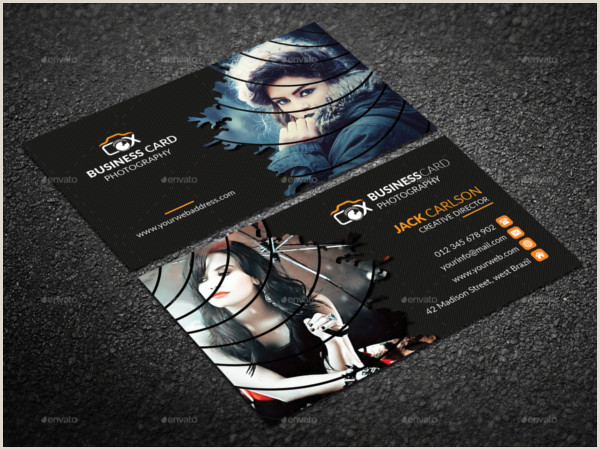 Unique Business Cards For Photographers 65 Graphy Business Cards Templates Free Designs
