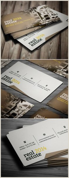 Unique Business Cards For Realtors 60 Real Estate Agent Card Examples Ideas