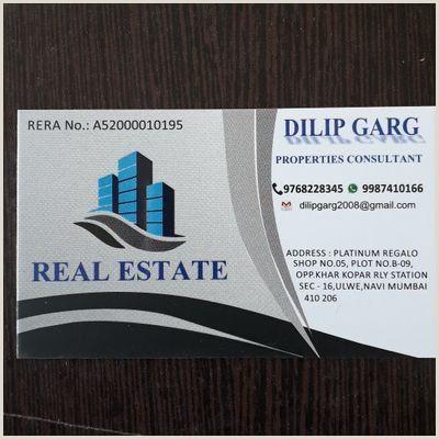 Unique Business Cards For Realtors Visiting Card Real Estate