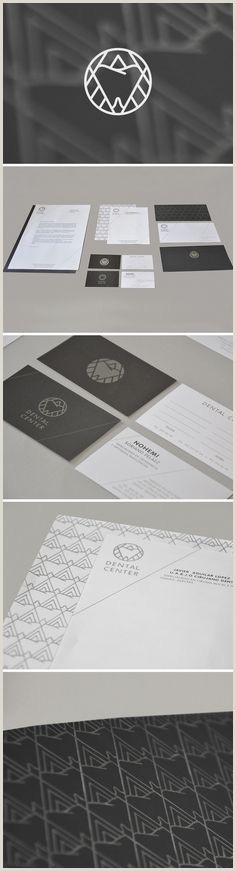 Unique Business Cards For Service Excellance 50 Dentist Logo Ideas