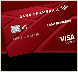 Unique Business Cards For Service Excellance Bank Of America Banking Credit Cards Loans And Merrill