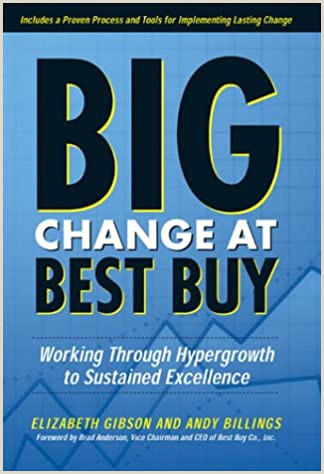 Unique Business Cards For Service Excellance Big Change At Best Buy Working Through Hypergrowth To