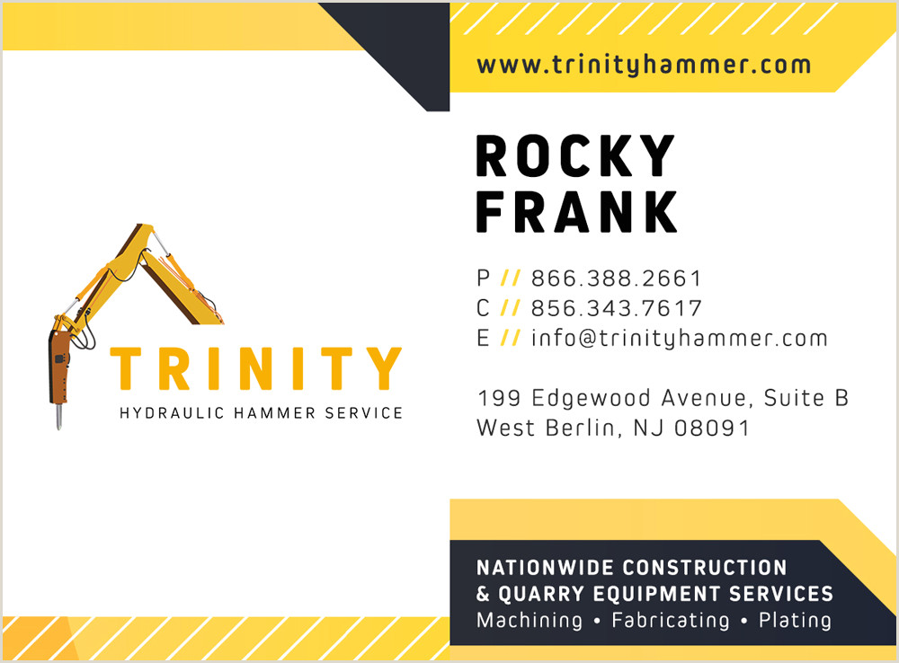 Unique Business Cards For Service Excellance Business Cards