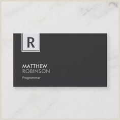 Unique Business Cards For Software Developers 200 Programmer Business Cards Ideas