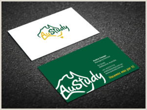 Unique Business Cards For Students Student Business Cards