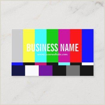 Unique Business Cards For Video Production Video Productions Business Cards