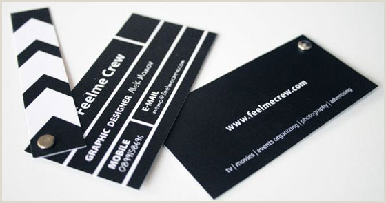 Unique Business Cards Front And Back 16 Creative And Unusual Business Card Design