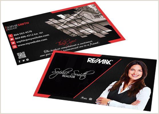 Unique Business Cards Headshot Remax Business Cards 26
