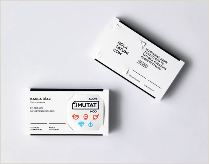 Unique Business Cards Hipster Personal Showcase Of Cool Hipster Business Card Designs Hongkiat