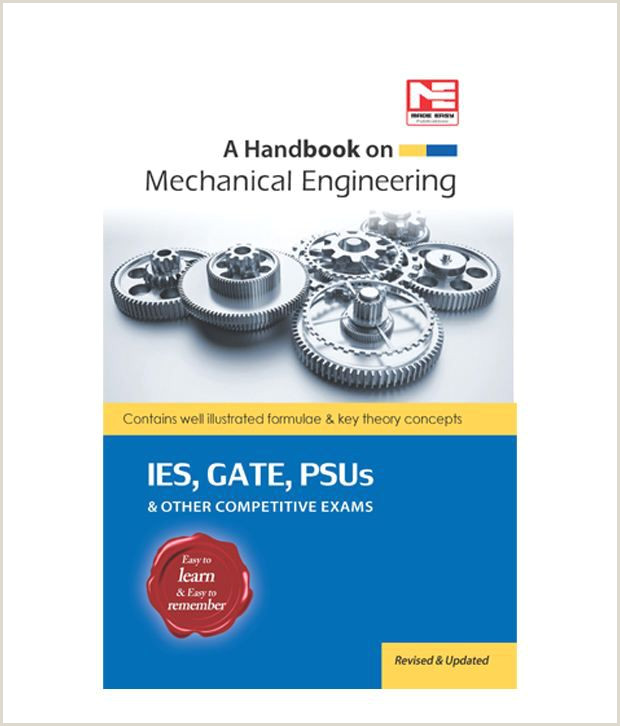 Unique Business Cards Mechanical A Handbook On Mechanical Engineering Ese Gates Psus Other Petitive Exams English Paperback