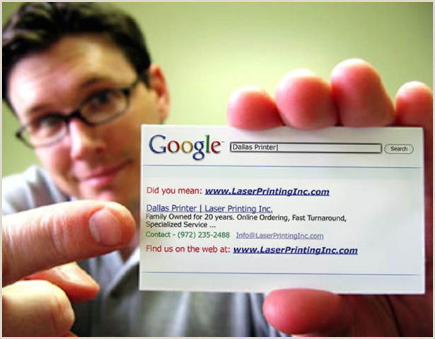 Unique Business Cards Online 100 Really Creative Business Cards